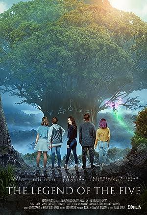The Legend Of The Five (2020) [720p] [WEBRip] [YTS MX]