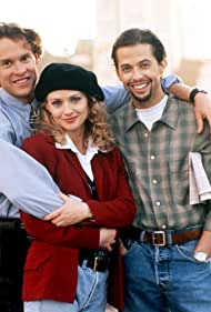 Jon Cryer, Maria Pitillo, and Tate Donovan in Partners (1995)