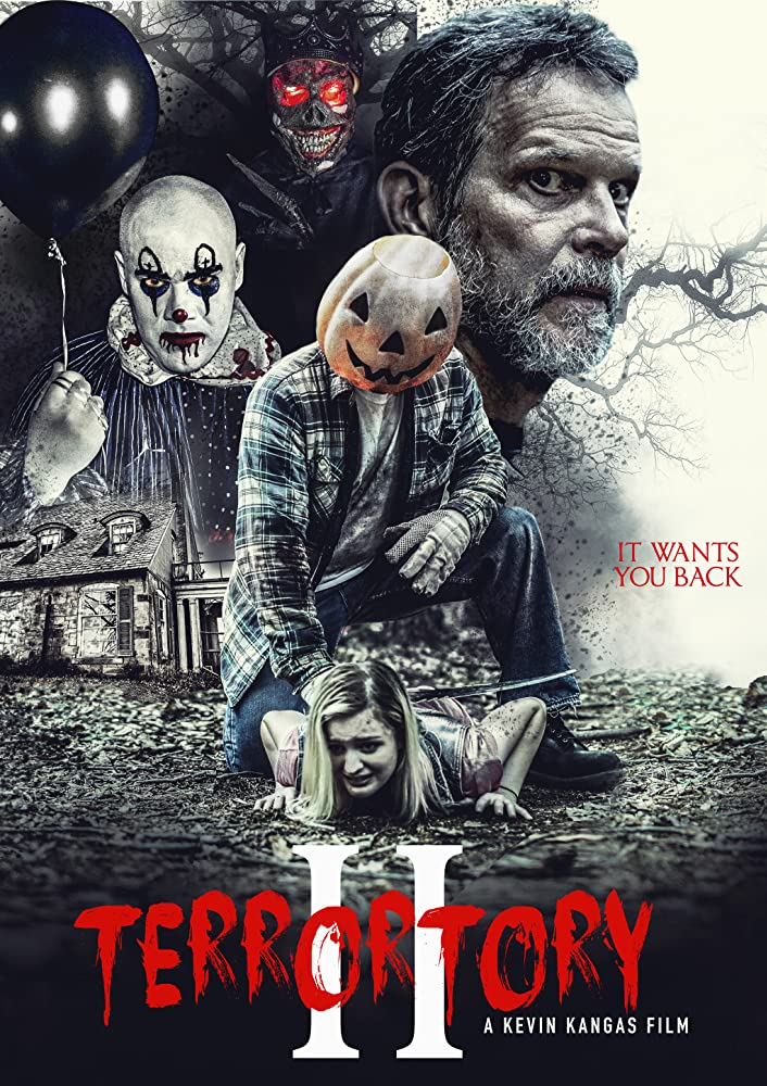 Download Terrortory 2 (2018) English 720p HDRip x264 800MB