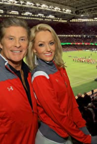 Primary photo for Hayley and the Hoff