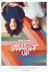 Katie Findlay and James Sweeney in Straight Up (2019)