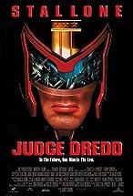 Primary image for Judge Dredd