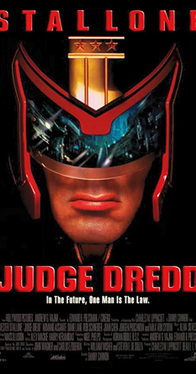 Subtitle of Judge Dredd