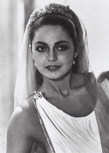 Mirella D'Angelo in Caligola (1979)