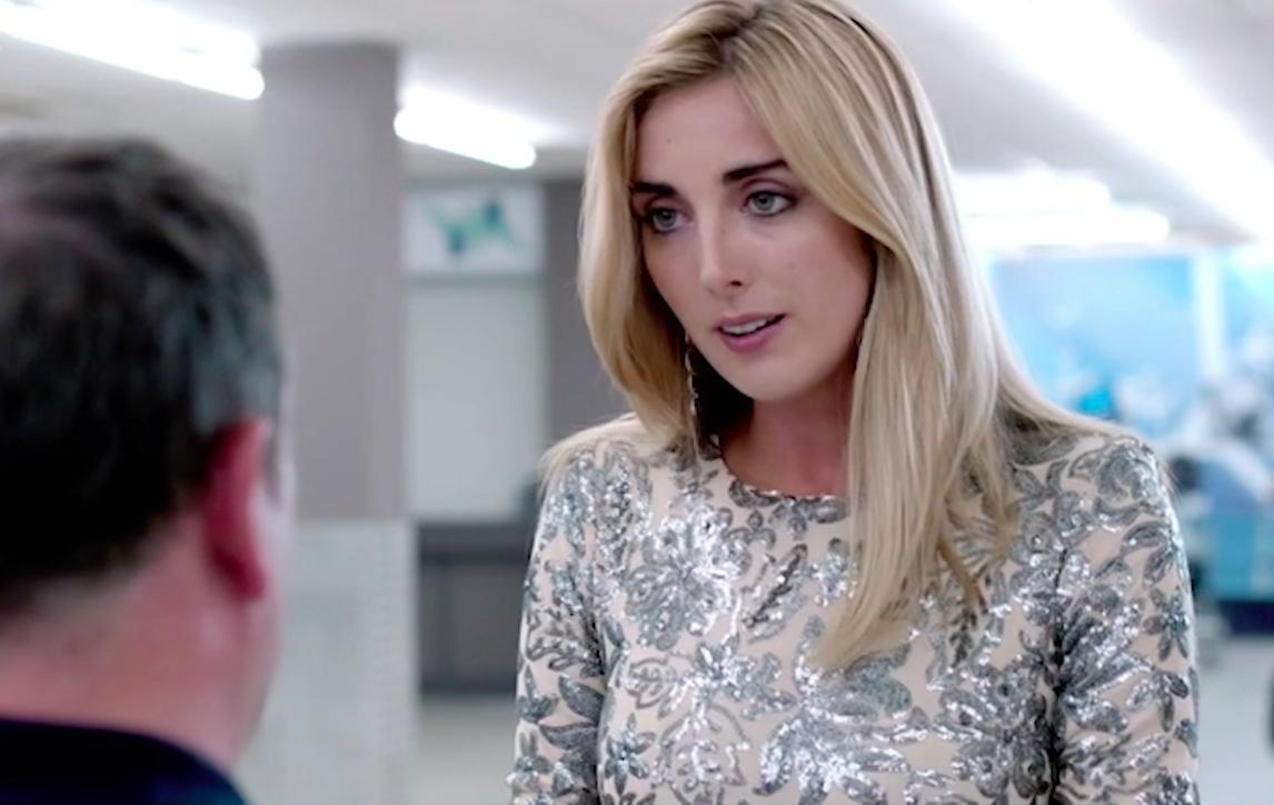 Still of Milanka Brooks in Benidorm Series 8, ITV