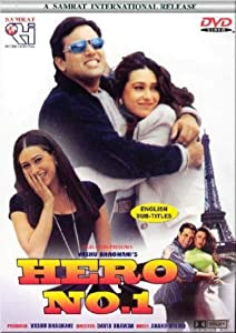 Single movie links download Hero No. 1 India [hd720p]