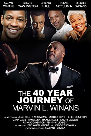 The 40 Year Journey of Marvin L. Winans