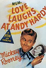 Poster for Love Laughs at Andy Hardy