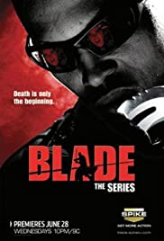 Blade: The Series Poster