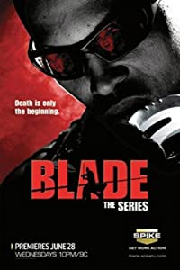 Movies can watch online Blade: The Series by David S. Goyer [2160p]