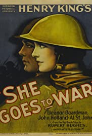 She Goes to War Poster