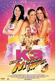 K3 en het magische medaillon Poster