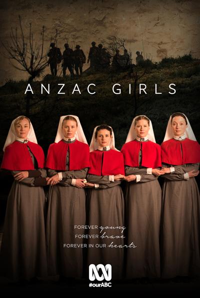 Mergaitės iš Anzako (1 sezonas) (2014) online