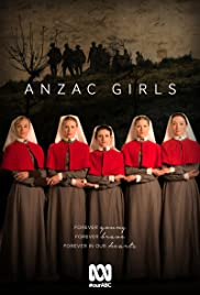 Anzac Girls Poster