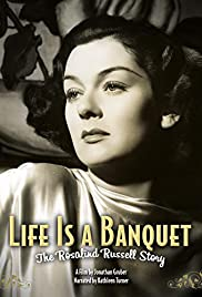 Life Is a Banquet Poster