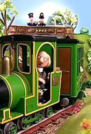 Postman Pat and the Runaway Train Poster