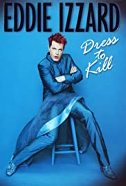 Eddie Izzard: Dress to Kill Poster