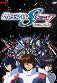 Mobile Suit Gundam Seed Destiny: Final Plus Poster