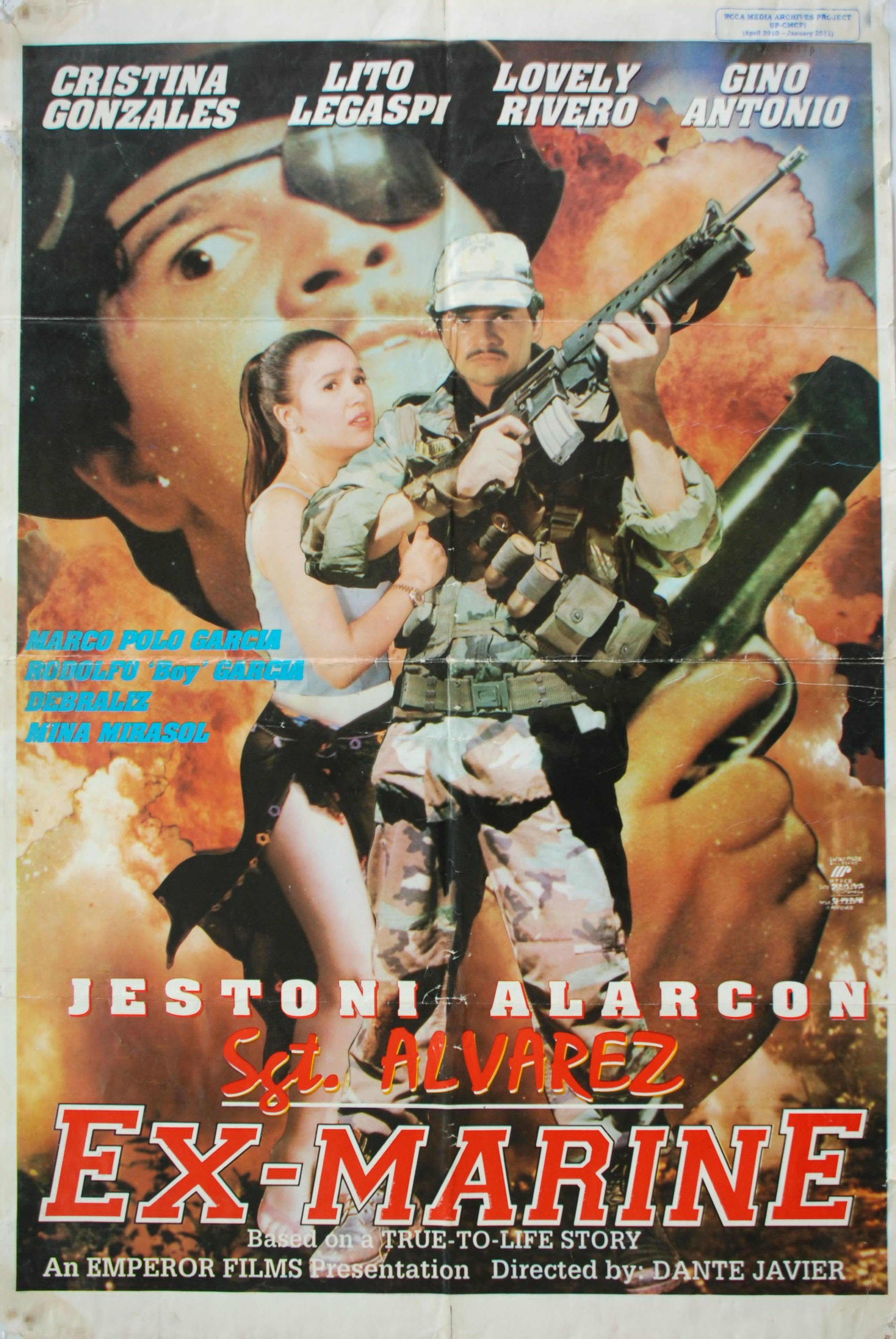 Sgt. Alvarez: Ex-Marine