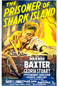 Warner Baxter in The Prisoner of Shark Island (1936)