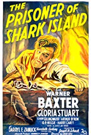 The Prisoner of Shark Island (1936) Poster - Movie Forum, Cast, Reviews