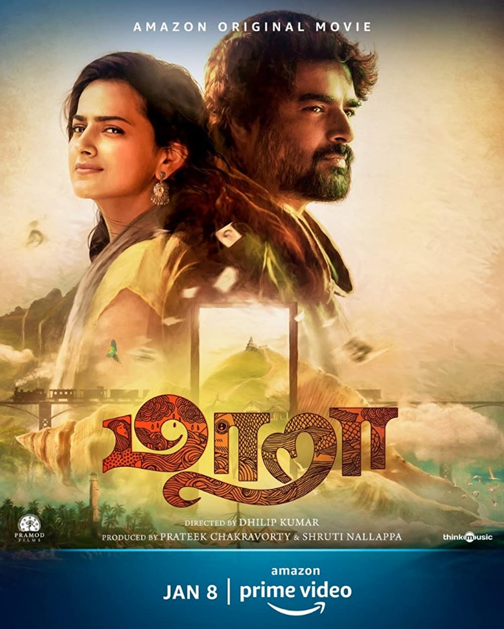 Maara 2021 Tamil 720p HDRip 1.3GB ESub Download