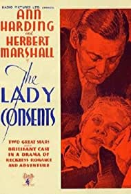 Herbert Marshall and Ann Harding in The Lady Consents (1936)