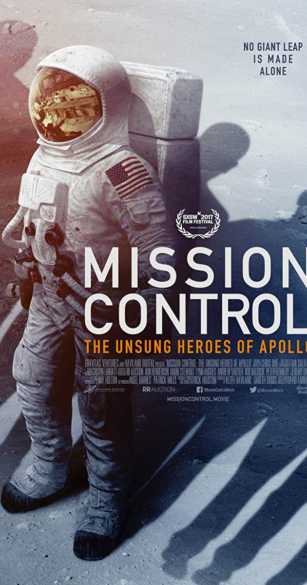Subtitle of Mission Control: The Unsung Heroes of Apollo