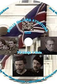 Misija majora Atertona Poster