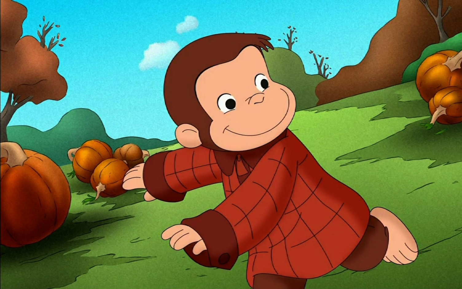 curious george a halloween boo fest video 2013 photo gallery imdb