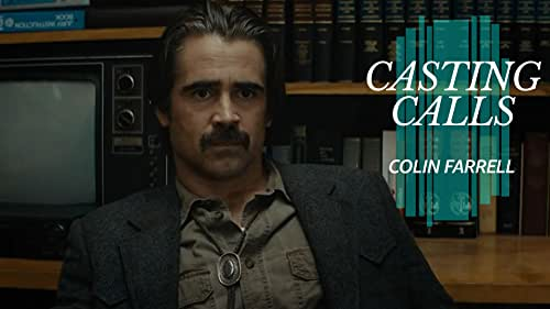 What Roles Has Colin Farrell Been Considered For?