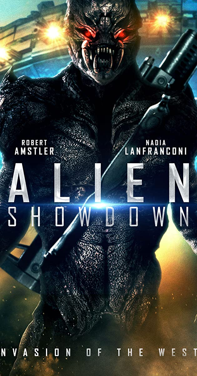 Subtitle of Alien Showdown: The Day the Old West Stood Still