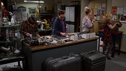 The Big Bang Theory: The Solder Excursion Diversion