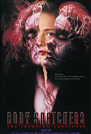 Body Snatchers (1993) Poster - Movie Forum, Cast, Reviews