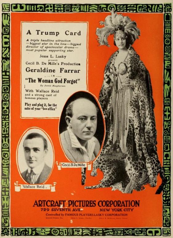 The Woman God Forgot (1917)