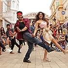 Tiger Shroff and Nidhhi Agerwal in Munna Michael (2017)