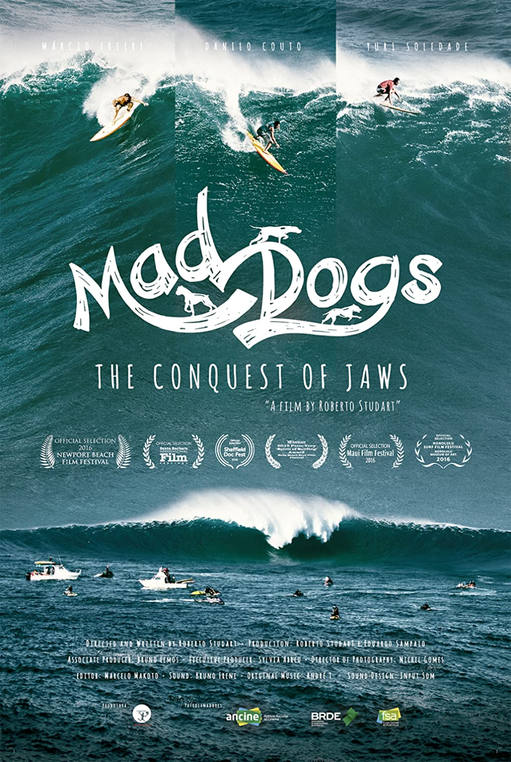 Mad Dogs 2016