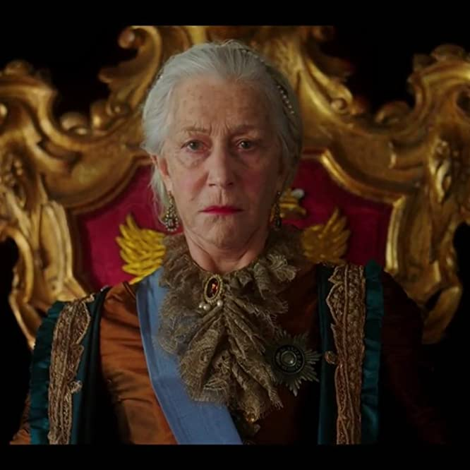 Helen Mirren in Catherine the Great (2019)