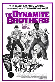 Dynamite Brothers Poster