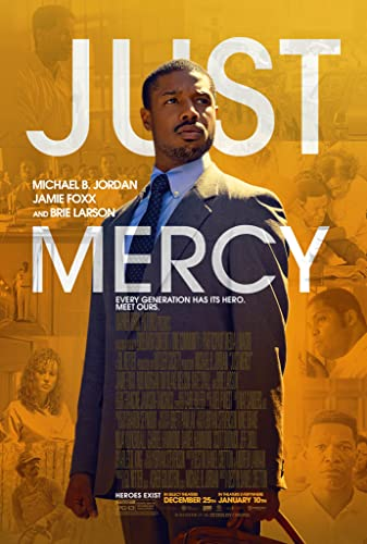 jadwal film bioskop Just Mercy satukata.tk