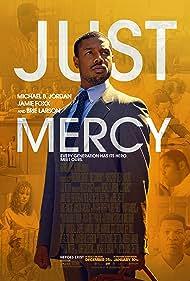 Jamie Foxx, Michael B. Jordan, Brie Larson, Karan Kendrick, and O'Shea Jackson Jr. in Just Mercy (2019)