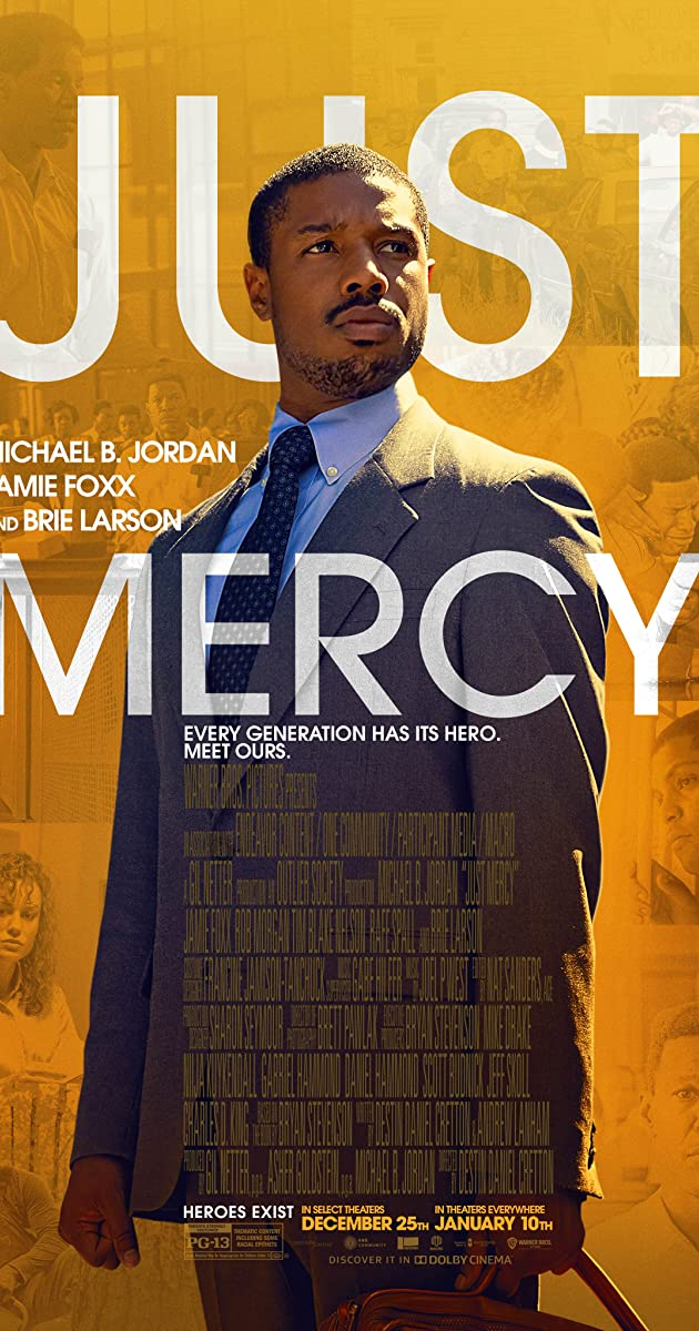 Just Mercy (2019) [1080p] [WEBRip] [5.1] [YTS.MX]