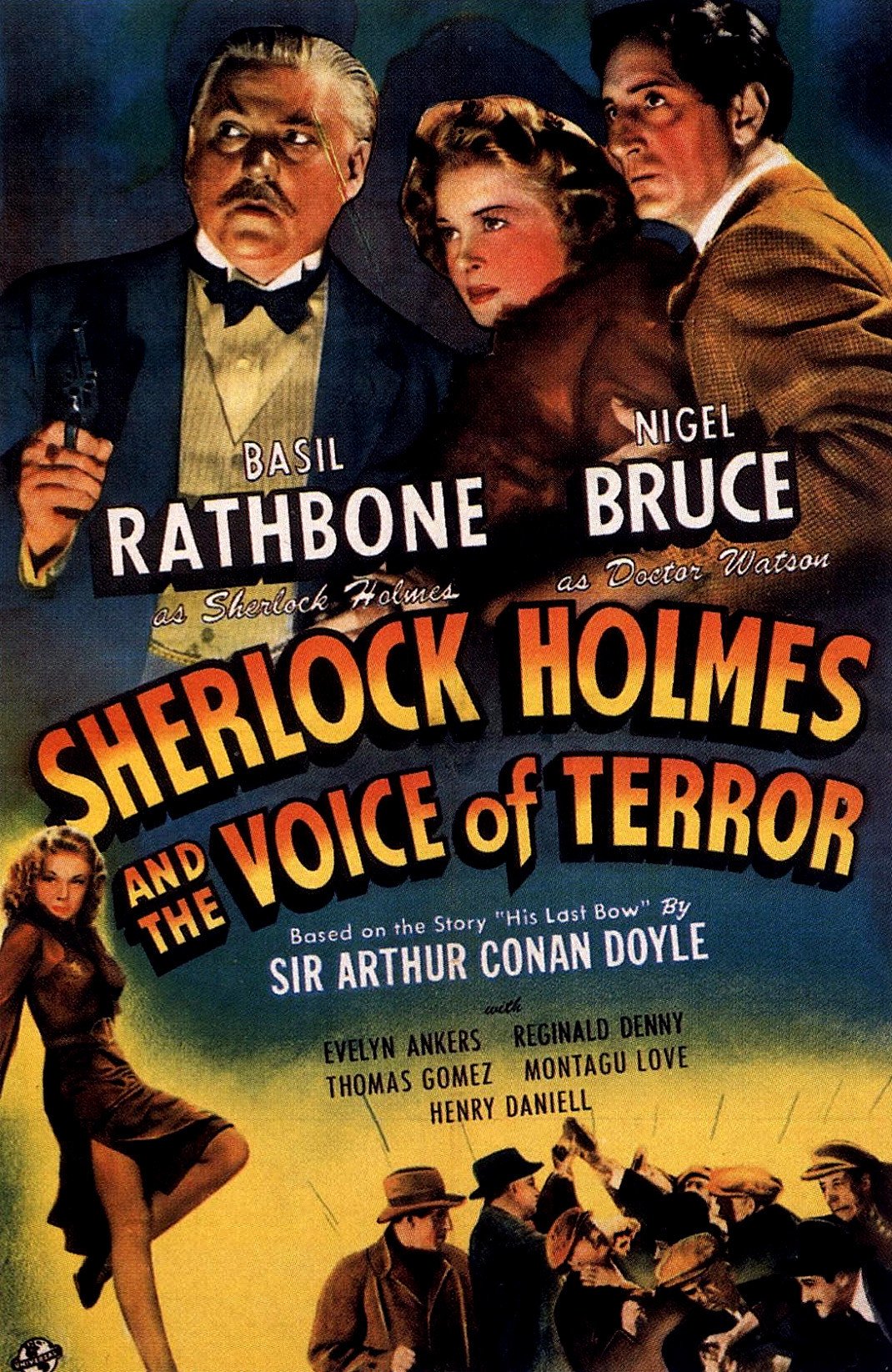 Image result for sherlock holmes and the voice of terror