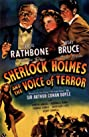 Sherlock Holmes and the Voice of Terror (1942) Poster