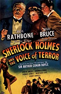 Film serier nedlasting Sherlock Holmes and the Voice of Terror  [1280x960] [480p]