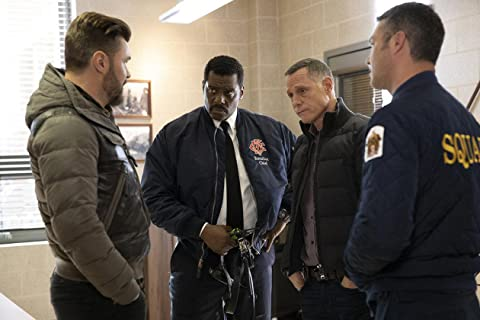 Chicago Fire 8×15 – Fuera de la red