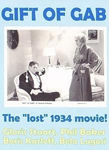 Legal dvd movie downloads Gift of Gab by Edgar G. Ulmer [1920x1200]