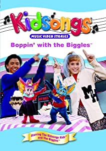 Downloadable old movies Kidsongs: Boppin' with the Biggles [mp4]