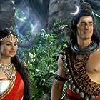 Mohit Raina and Mouni Roy in Devon Ke Dev... Mahadev (2011)