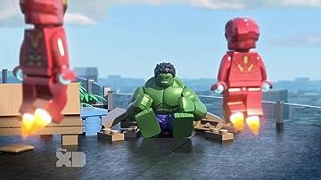 lego marvel superheroes avengers reassembled